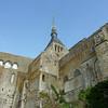 Mont Saint-Michel spire