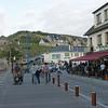 Port En Bessin on Normany coast