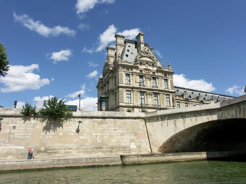 Le Louvre - Seine boat tour  - Les Vedettes du Pont-Neuf