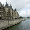 La Conciergerie, the former royal palace and prison