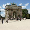 Arc de Triomphe du Carrousel - the first Arc de Triomphe (1806-1808)