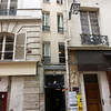 Narrowest house in Paris!