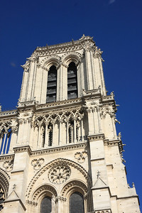 Notre Dame, South Tower Detail