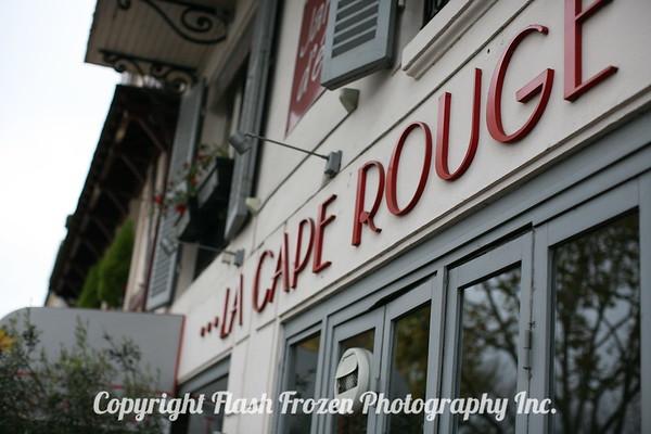 La Cape Rouge in Amboise