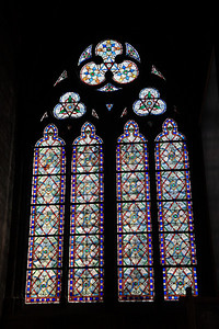 Notre Dame, Stain Glass Window