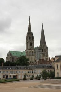 Notre Dame d'Chartres