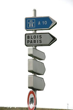 Which way to Paris?