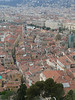 View from castle hill in Nice