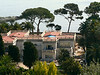 View of the Villa Ephrussi de Rothschild