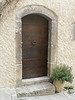 Doorway, Entrevaux