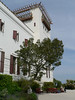 The Villa Kerylos, which was designed as an interpretation of an villa from Ancient Greece