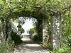 Walkway, Giardini Botanici Hanbury
