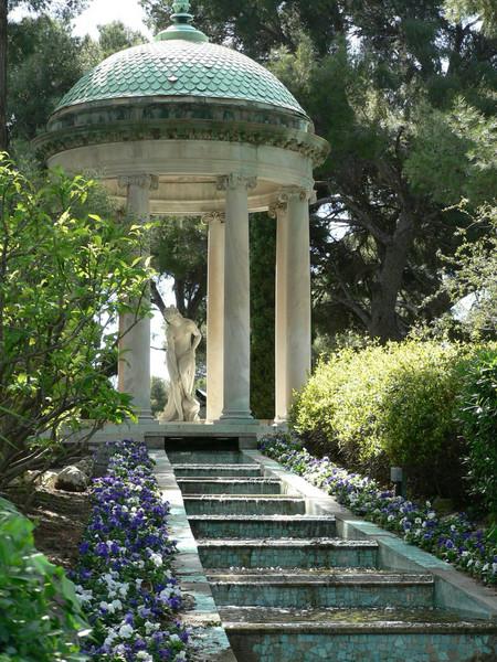 Garden at the Villa Ephrussi de Rothschild