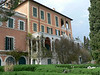 Main house, Giardini Botanici Hanbury