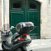 Moto & Door: In the Quartier Latin