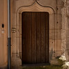 Door & moss: In the old town of Avallon, Burgundy, which was built in the 16th & 17th centuries