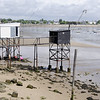 Low tide at Saint-Nazaire