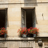 Hotel Windowboxes: In the Quartier Latin