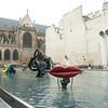 Modern Sculpture: Near the Pompidou