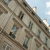Windows: In the Quartier Latin