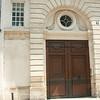Front Door?: In the Quartier Latin