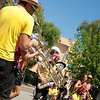 The Jazz Festival's in Town: On the island of Porquerolles, off Hyères, in southern France