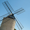 More Windmill of Happiness: On the island of Porquerolles, off Hyères, in southern France