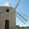 The Wndmill of Happiness -- that's what it was really called!: On the island of Porquerolles, off Hyères, in southern France