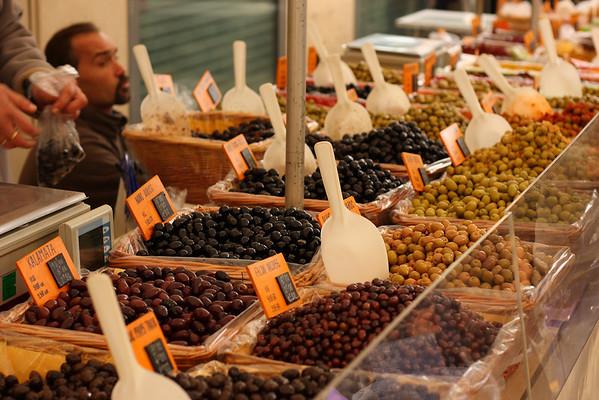 Orange, France - Market