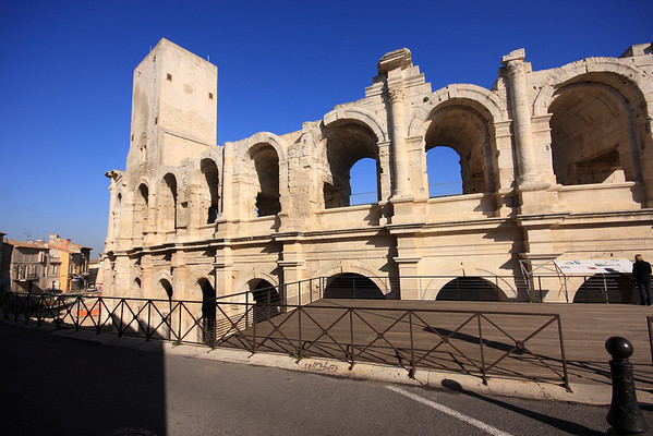 Arles, France - Amphitheatre 90 AD