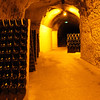 More champagne from Tattinger Caves