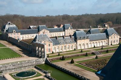 Château de Vaux le Vicompte