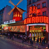 Moulin Rouge in Paris.<br /> June 1, 3014