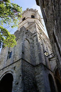 Tower of Viviers Cathedral