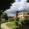 Arrived Giverny - our hotel
