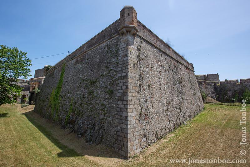 Fort Bellegarde au Perthus