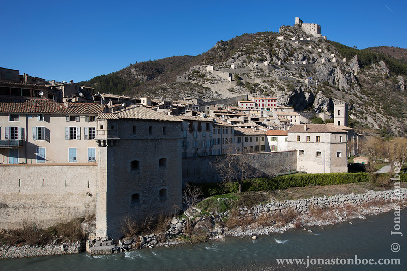 Entrevaux and Citadel