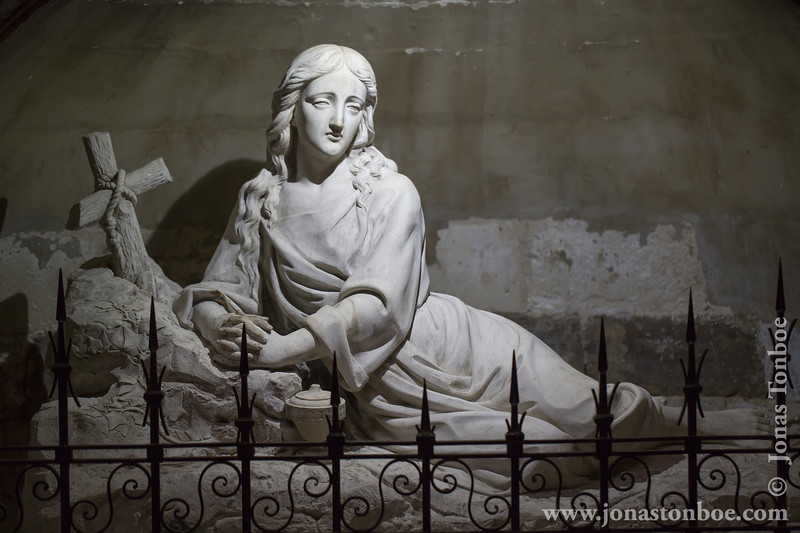 Crypt of Mary Magdalene