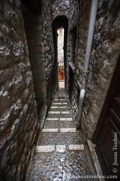 Narrow Stairs