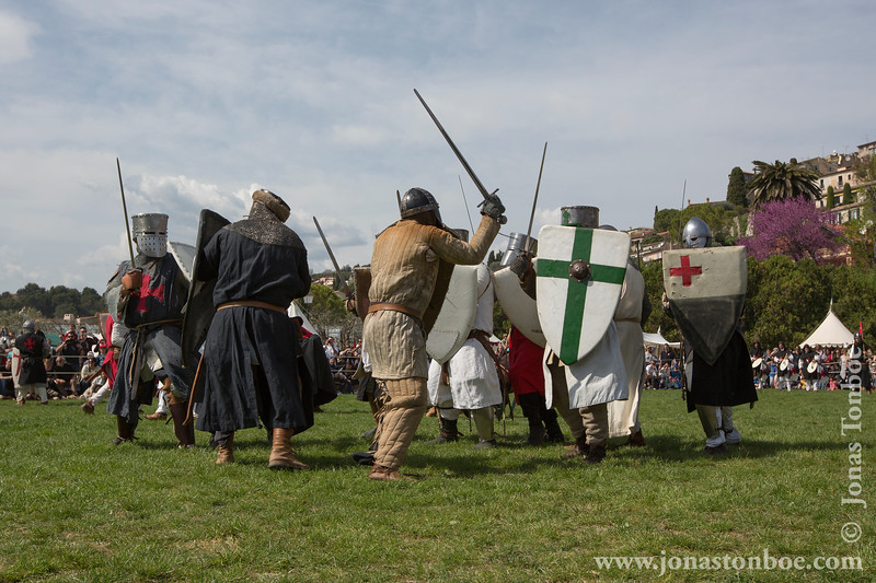Great Combats of the Templar Knights