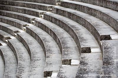 Provence-Alpes-Côte d'Azur. Orange. Roman Theatre