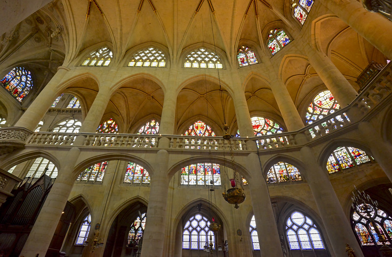 Église St-Etienne-du-Mont
