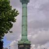 Colonne de Juillet, Place de la Bastille