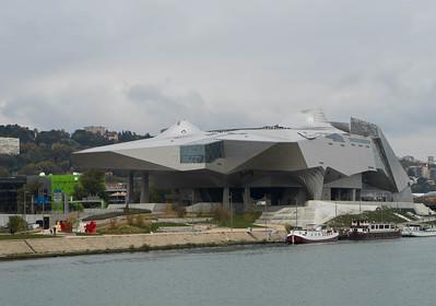 Musee confluences, Lyon