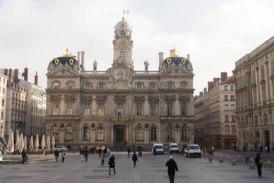 Stately City Hall