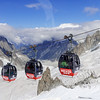 Mont Blanc - Panoramic Cable Cars