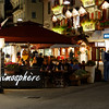 Chamonix - one of the busy restaurants