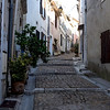 Kind of a mysterious Arles street for walking