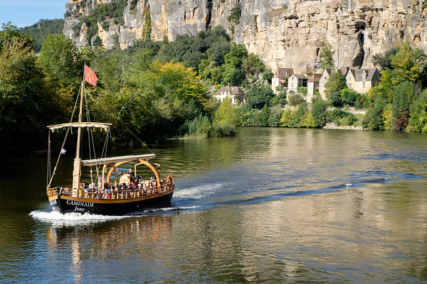 Dordogne River by Canoe