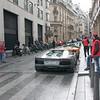 Take a Lamborghini out for a test drive